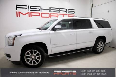 2020 GMC Yukon XL for sale at Fishers Imports in Fishers IN
