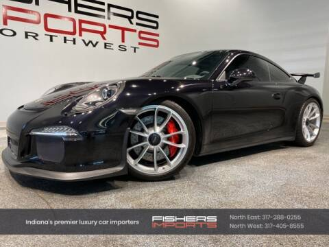 2015 Porsche 911 for sale at Fishers Imports in Fishers IN