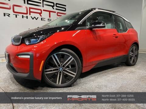 2018 BMW i3 for sale at Fishers Imports in Fishers IN