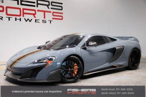 2016 McLaren 675LT for sale at Fishers Imports in Fishers IN