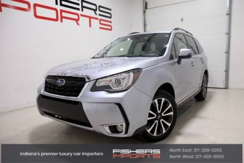 2017 Subaru Forester for sale at Fishers Imports in Fishers IN