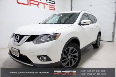 2016 Nissan Rogue for sale at Fishers Imports in Fishers IN
