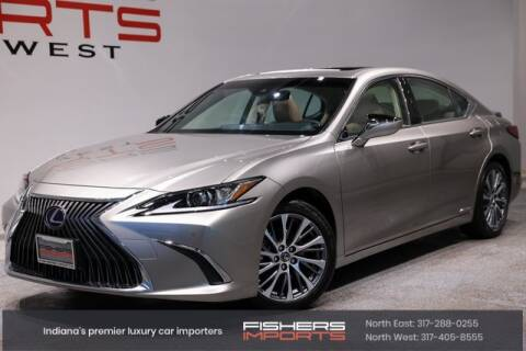 2019 Lexus ES 300h for sale at Fishers Imports in Fishers IN