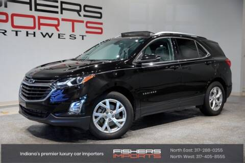 2018 Chevrolet Equinox for sale at Fishers Imports in Fishers IN