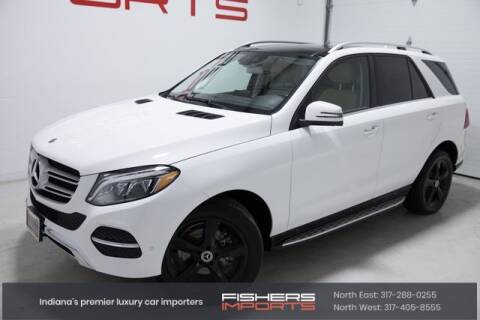 2018 Mercedes-Benz GLE for sale at Fishers Imports in Fishers IN