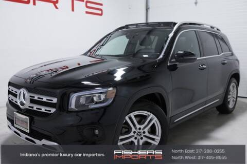 2020 Mercedes-Benz GLB for sale at Fishers Imports in Fishers IN