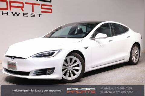 2017 Tesla Model S for sale at Fishers Imports in Fishers IN