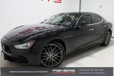 2017 Maserati Ghibli for sale at Fishers Imports in Fishers IN