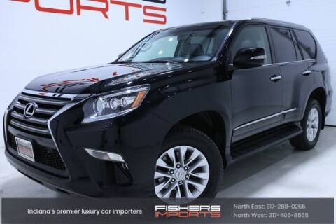 2017 Lexus GX 460 for sale at Fishers Imports in Fishers IN