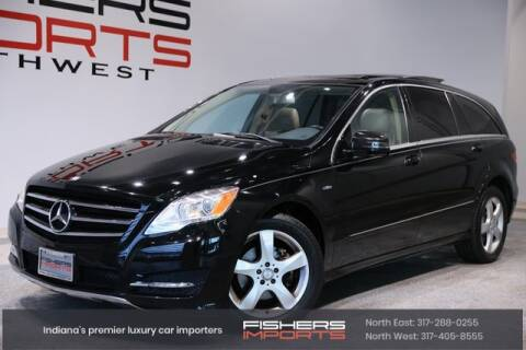 2012 Mercedes-Benz R-Class for sale at Fishers Imports in Fishers IN