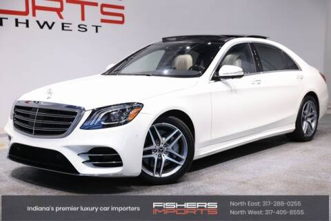 2020 Mercedes-Benz S-Class for sale at Fishers Imports in Fishers IN