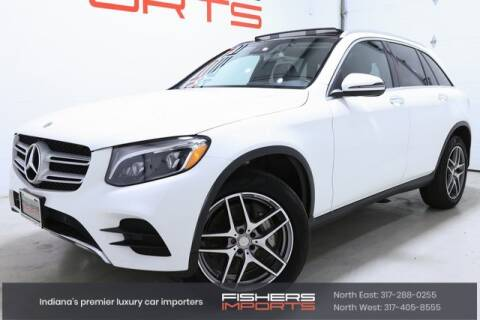 2016 Mercedes-Benz GLC for sale at Fishers Imports in Fishers IN