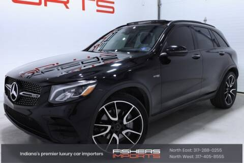 2017 Mercedes-Benz GLC for sale at Fishers Imports in Fishers IN