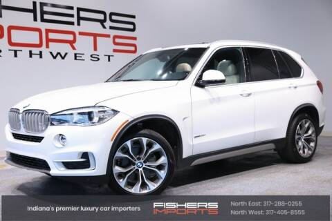 2017 BMW X5 for sale at Fishers Imports in Fishers IN