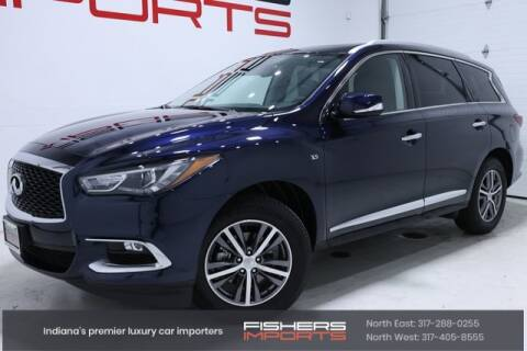 2020 Infiniti QX60 for sale at Fishers Imports in Fishers IN