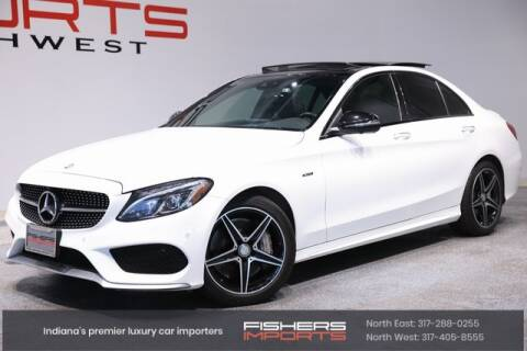 2016 Mercedes-Benz C-Class for sale at Fishers Imports in Fishers IN