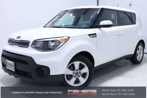 2018 Kia Soul for sale at Fishers Imports in Fishers IN