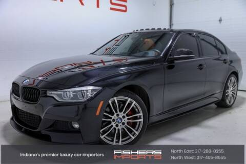2018 BMW 3 Series for sale at Fishers Imports in Fishers IN