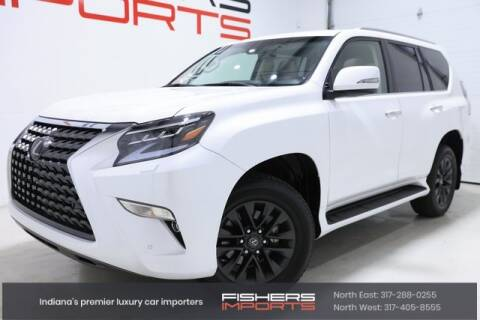 2020 Lexus GX 460 for sale at Fishers Imports in Fishers IN