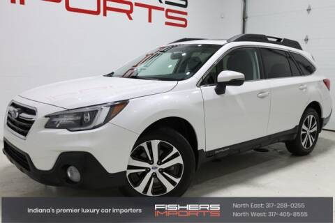 2019 Subaru Outback for sale at Fishers Imports in Fishers IN