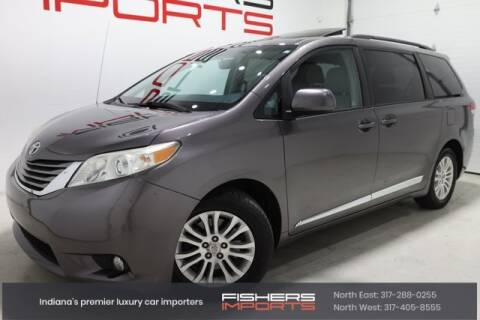 2012 Toyota Sienna for sale at Fishers Imports in Fishers IN