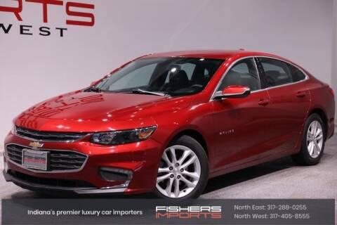 2017 Chevrolet Malibu for sale at Fishers Imports in Fishers IN