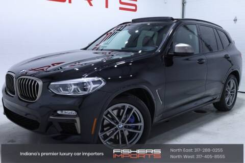 2019 BMW X3 for sale at Fishers Imports in Fishers IN