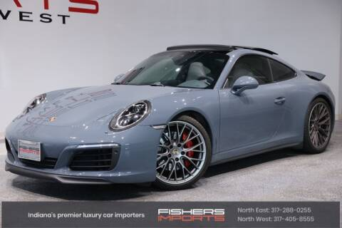 2017 Porsche 911 for sale at Fishers Imports in Fishers IN