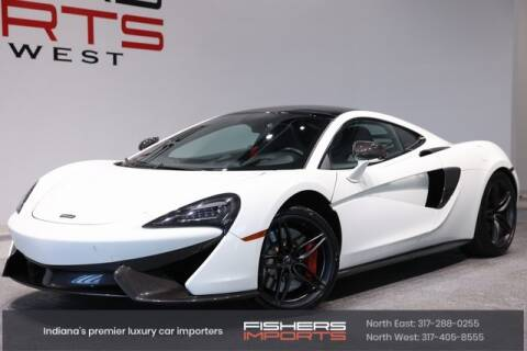 2017 McLaren 570GT for sale at Fishers Imports in Fishers IN