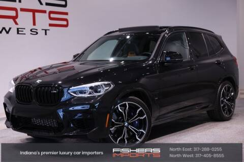 2020 BMW X3 M for sale at Fishers Imports in Fishers IN