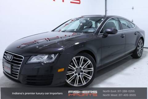 2013 Audi A7 for sale at Fishers Imports in Fishers IN