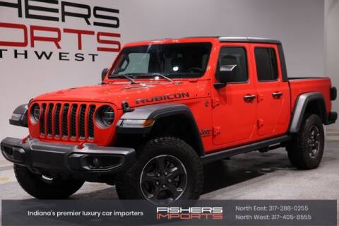 2020 Jeep Gladiator for sale at Fishers Imports in Fishers IN