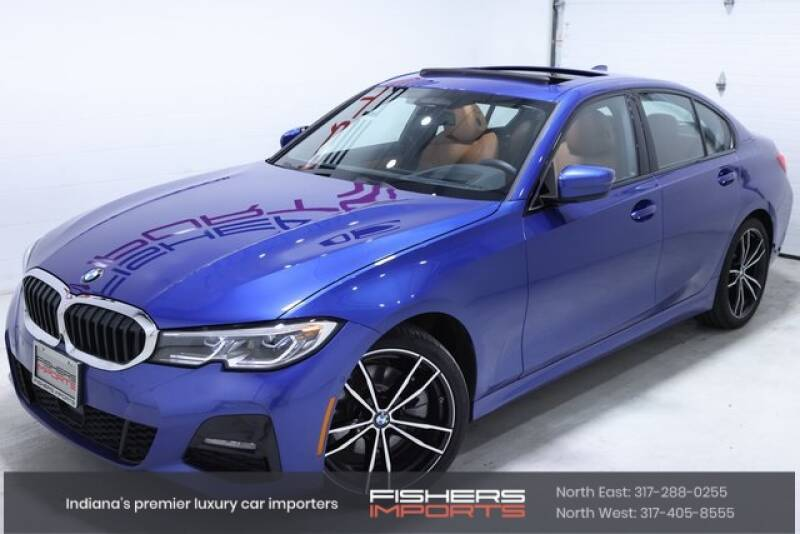 2019 BMW 3 Series for sale at Fishers Imports in Fishers IN