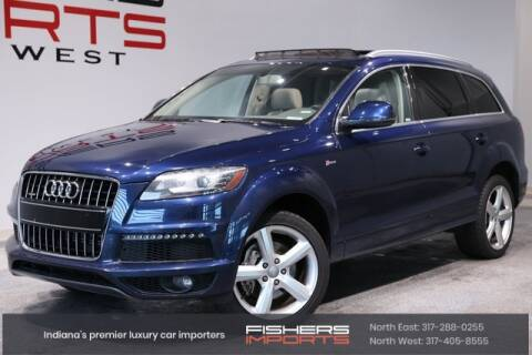 2012 Audi Q7 for sale at Fishers Imports in Fishers IN