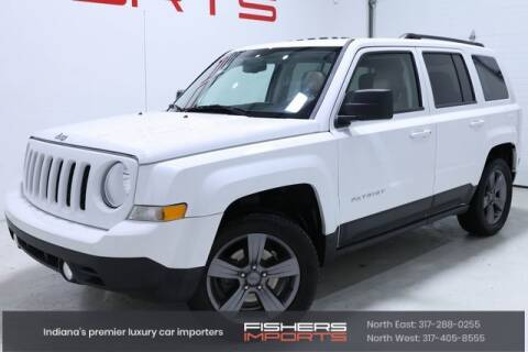 2014 Jeep Patriot for sale at Fishers Imports in Fishers IN