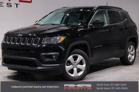 2018 Jeep Compass for sale at Fishers Imports in Fishers IN