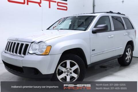 2009 Jeep Grand Cherokee for sale at Fishers Imports in Fishers IN