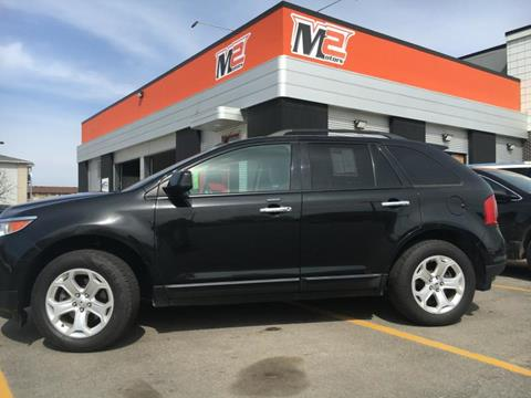 2011 Ford Edge for sale at M2 Motors LLC in Fargo ND
