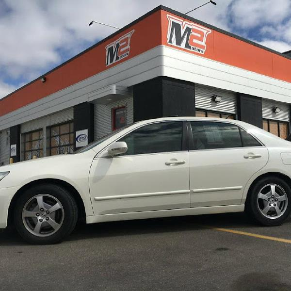 2007 Honda Accord for sale at M2 Motors LLC in Fargo ND
