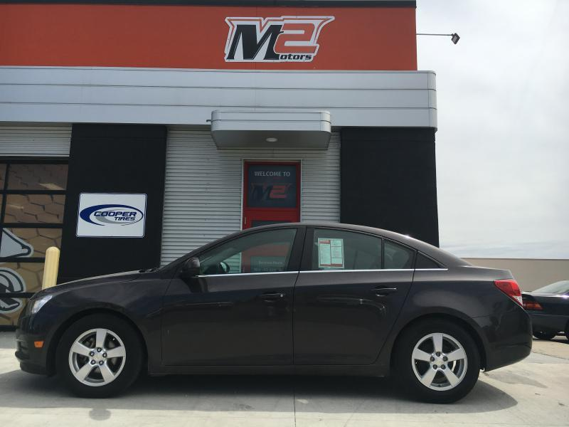 2014 Chevrolet Cruze for sale at M2 Motors LLC in Fargo ND