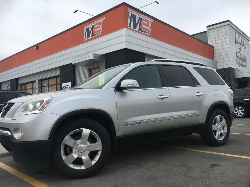 2007 GMC Acadia for sale at M2 Motors LLC in Fargo ND