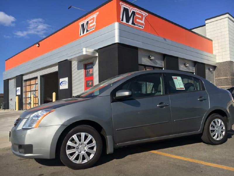 2007 Nissan Sentra for sale at M2 Motors LLC in Fargo ND