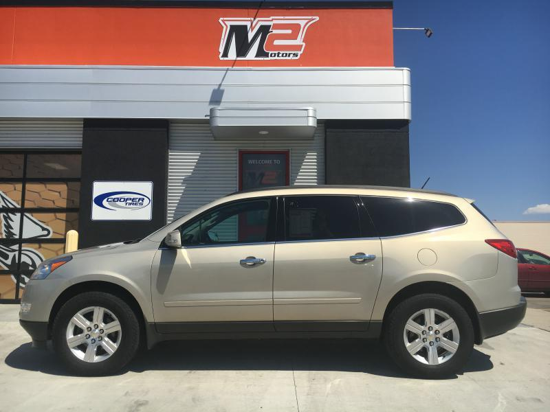 2011 Chevrolet Traverse for sale at M2 Motors LLC in Fargo ND