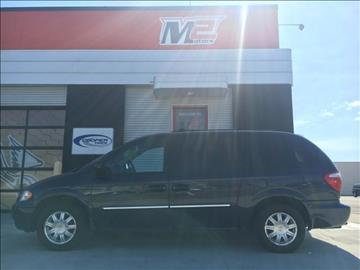 2007 Chrysler Town and Country for sale at M2 Motors LLC in Fargo ND