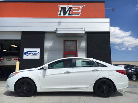 2013 Hyundai Sonata for sale at M2 Motors LLC in Fargo ND