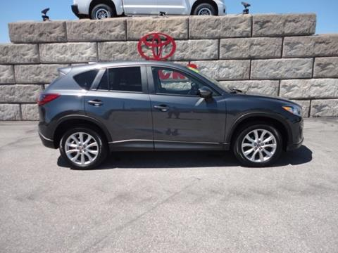 2015 Mazda CX-5 for sale in Iowa City, IA