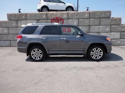 2013 Toyota 4Runner for sale in Iowa City, IA