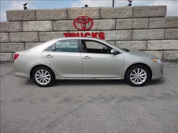 2014 Toyota Camry for sale in Iowa City, IA