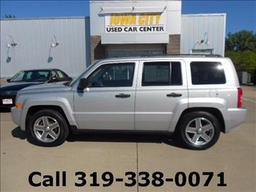 2007 Jeep Patriot for sale in Iowa City, IA