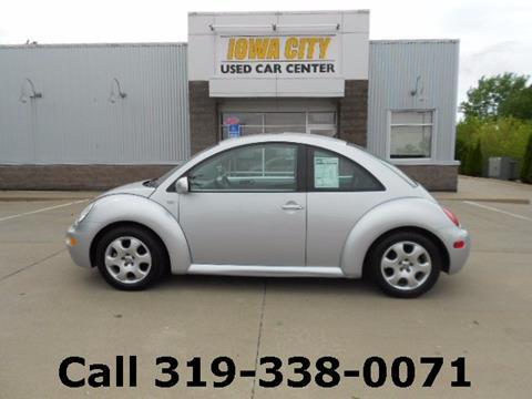 2003 Volkswagen New Beetle for sale in Iowa City IA